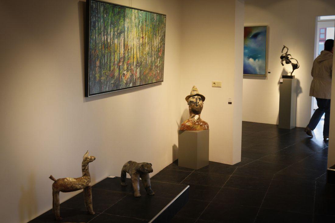 2018/17 - Galerie Álafran - foto Wim op den Dries
